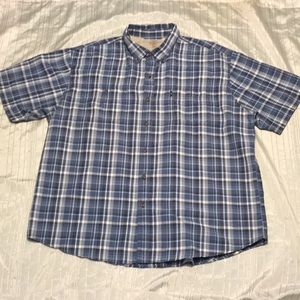 G. H. Bass & Co. 2 pocket button down new w/o tag!
